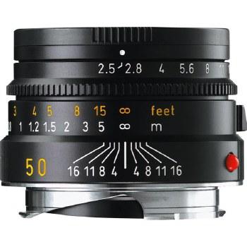 Leica  50mm F2.5 M Summarit