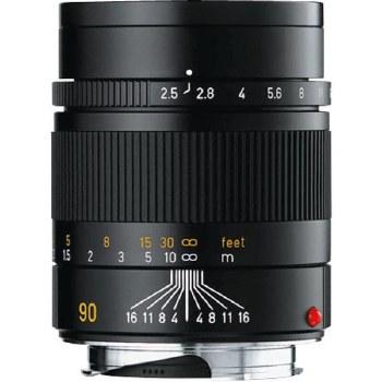 Leica  90mm F2.5 M Summarit
