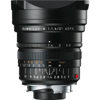 Leica  21mm F1.4 ASPH. Summilux-M
