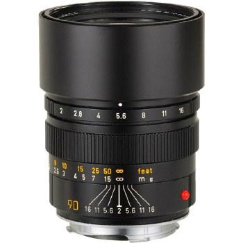 Leica  90mm F2 ASPH. APO-Summicron-M