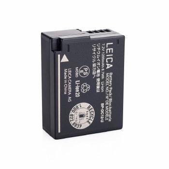 Leica BP-DC12 Battery Pack