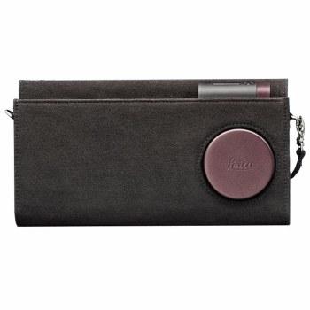 Leica C-Clutch Case Dark Red