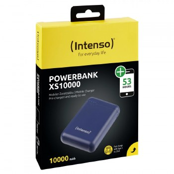 Intenso Powerbank XS10000 Blue