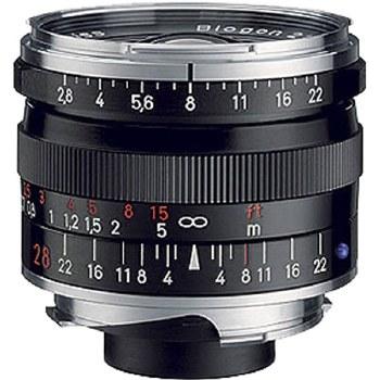 Zeiss 28mm F2.8 Biogon T* ZM Black For Leica M