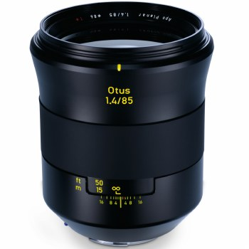 Zeiss 85mm F1.4 Otus For Nikon F