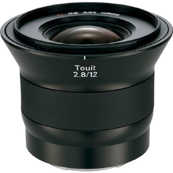 Zeiss  12mm F2.8 Touit For Fujifilm XF