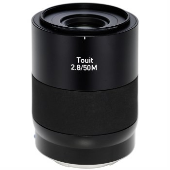 Zeiss 50mm F2.8 Touit For Sony E-Mount