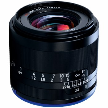 Zeiss 50mm F2 Loxia For Sony E-Mount