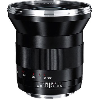 Zeiss 21mm F2.8 Distagon T* ZE For Canon EF