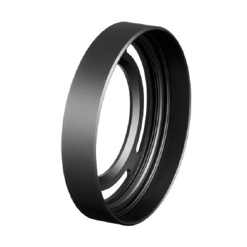 Fujifilm X10 / X20 Lens Hood Black