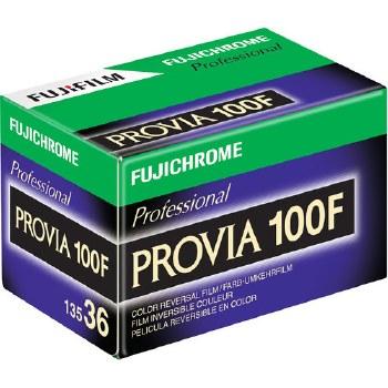 Fujifilm Provia 100F 35mm Film (36 exposures)