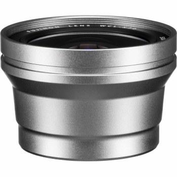 Fujifilm WCL-X70 Wide Conversion Lens Silver