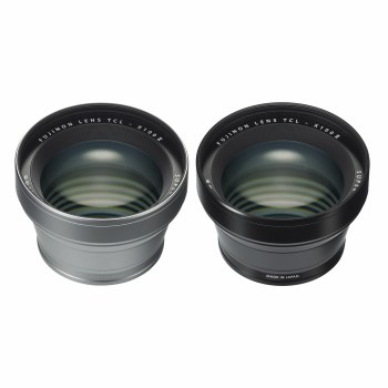 Fujifilm TCL-X100II Teleconversion Lens Silver