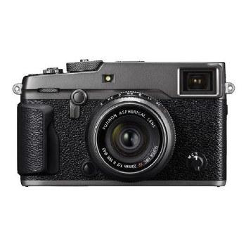 Fujifilm X-Pro 2 Graphite with XF 23mm F2 Silver lens