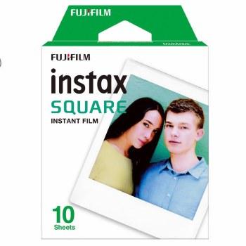 Fujifilm Instax Square Colour Film (10 Sheets)