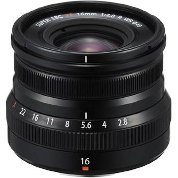 Fujifilm XF  16mm F2.8 WR Black