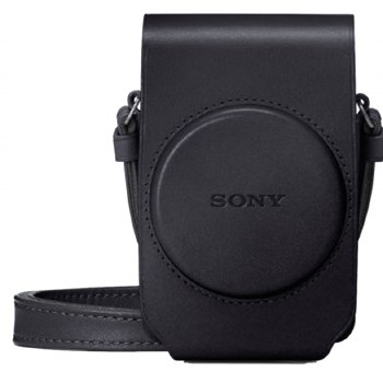 Sony LCS-RXG Soft Carrying C Black
