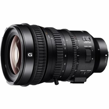Sony SEL 18-110mm F4 G OSS PowerZoom Lens