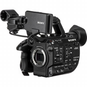 Sony PXW-FS5 Mark II Camera Body