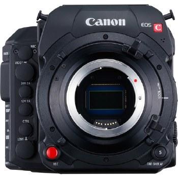 Canon EOS C700 Canon EF