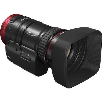 Canon CN-E 70-200mm T4.4 IS Compact-Servo Cine Zoom