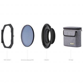 Nisi S5 Filter Holder Kit For Sigma 14mm F2.8 DG