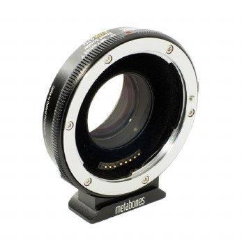 Metabones Canon EF to Micro 4:3 T Speed Booster ULTRA 0.71x (MB_SPEF-M43-BT4)