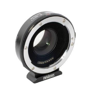 Metabones Canon EF To BMCC T Speed Booster 0.64x (MB_SPEF-BMCC-BT1)