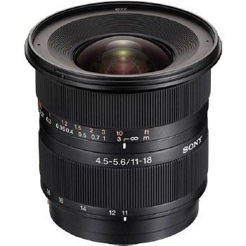 Sony SAL  11-18mm F4.5-5.6