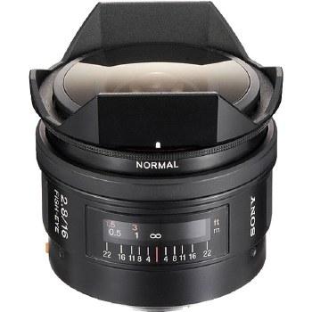 Sony SAL  16mm F2.8 Fisheye