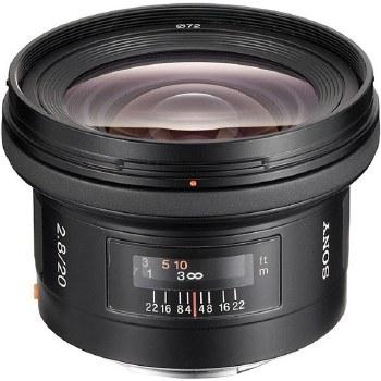 Sony SAL  20mm F2.8