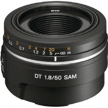 Sony SAL  50mm F1.8 SAM