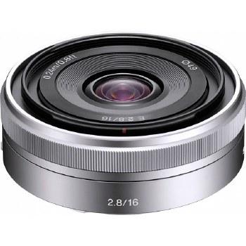 Sony SEL  16mm F2.8 Pancake