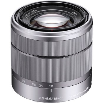 Sony SEL  18-55mm F3.5-5.6 zoom