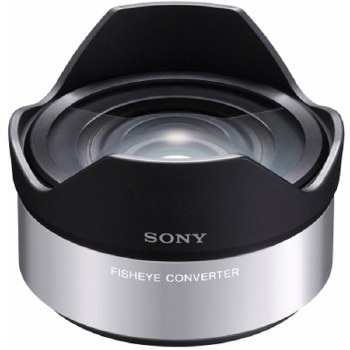 Sony VCL-ECF1 Fisheye Conversion Lens