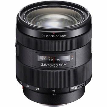 Sony SAL  16-50mm F2.8 SSM zoom