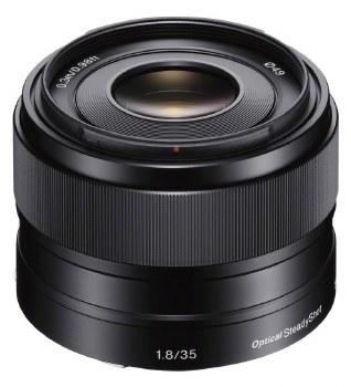 Sony SEL  35mm F1.8 OSS