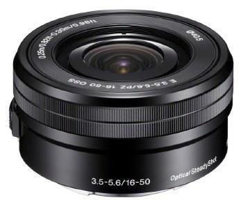 Sony SEL PZ 16-50mm F3.5-5.6 OSS