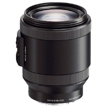 Sony SEL PZ 18-200mm F3.5-6.3 OSS