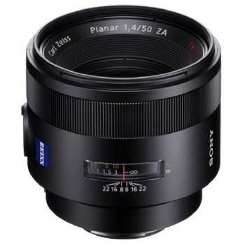 Sony SAL  50mm F1.4 ZA SSM Planar T*