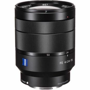 Sony SEL FE 24-70mm F4 ZA OSS
