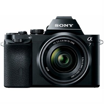 Sony A7 with SEL FE 28-70mm OSS