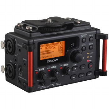 Tascam DR-60D Mark II Recorder