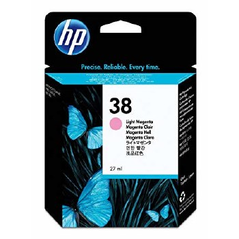 HP 38 Light Magenta