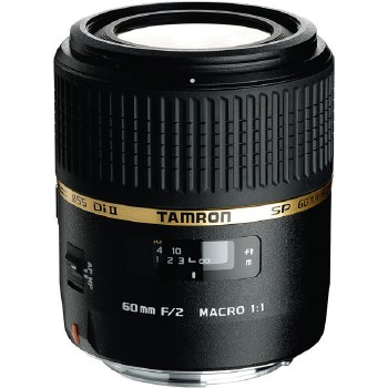 Tamron AF 60mm F2.0 Di II LD [IF] Macro 1:1 For Canon EF