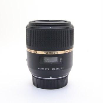 Tamron SP  60mm F2 Di II LD Macro 1:1 For Nikon F