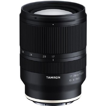 Tamron  17-28mm F2.8 Di III RXD Lens for Sony E-mount