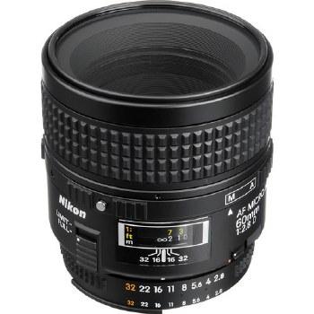 Nikon AF 60mm F2.8D Micro