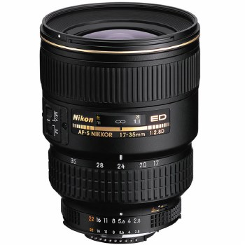 Nikon AF-S  17-35mm F2.8D IF-ED