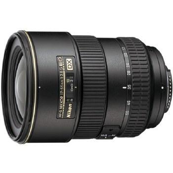 Nikon AF-S  17-55mm F2.8G ED-IF DX